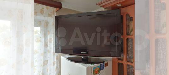 телевизор Samsung Le 32c450e1w купить в москве бытовая электроника авито