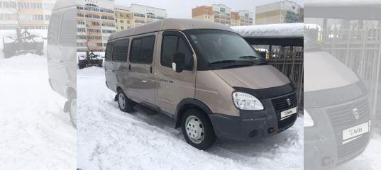 ГАЗ ГАЗель 3221, 2011