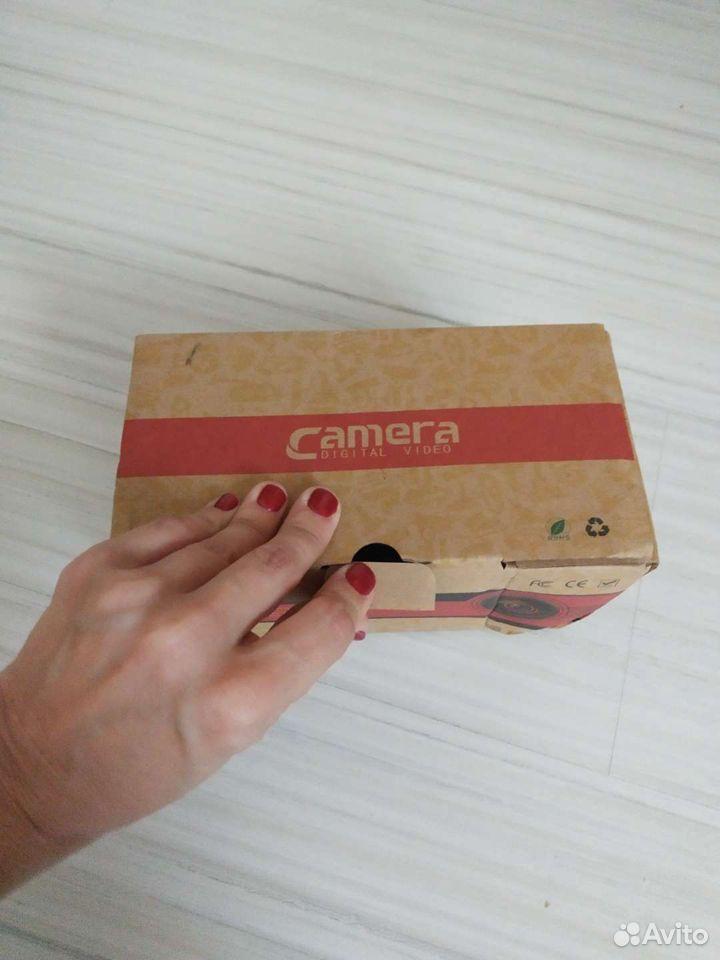 Наружная камера видеонаблюдения вайфай новая  89514630260 купить 1