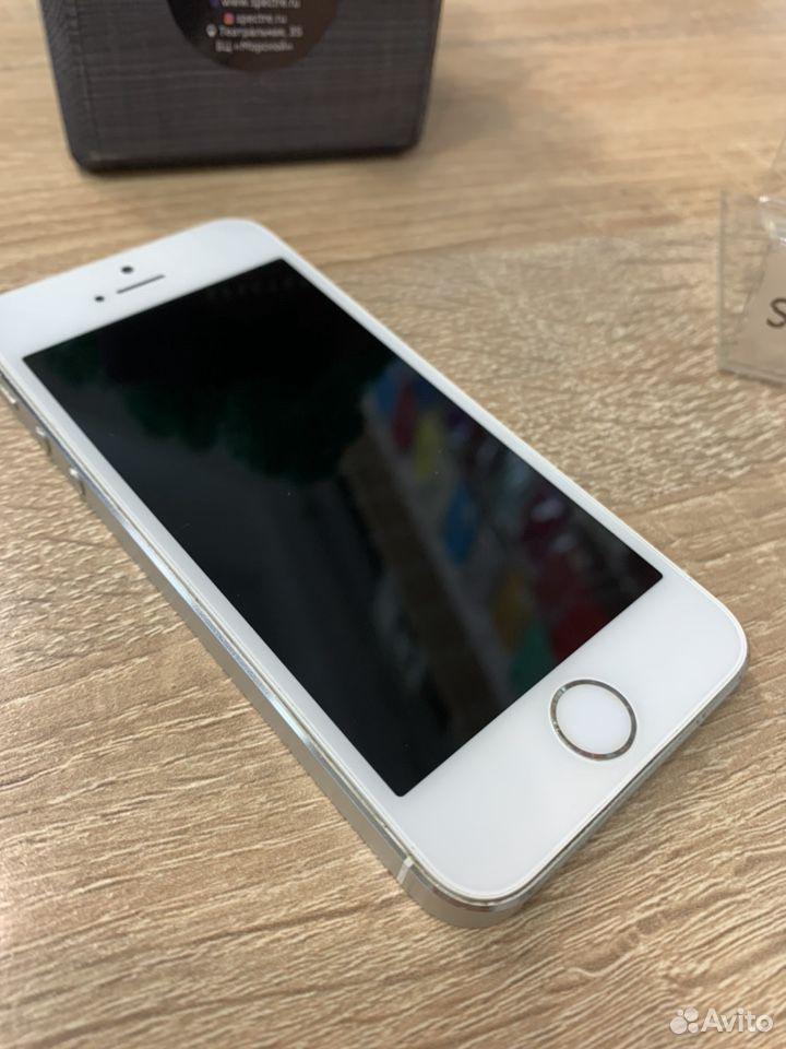 iPhone 5s Silver 16 gb original  89527999199 купить 3