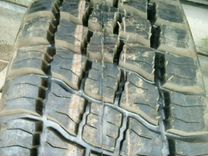Новые шины на УАЗ