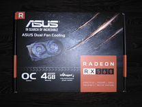 Asus RX 560 4Gb