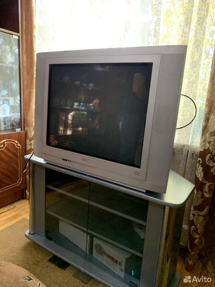 Телевизор бу, в отличном техническом Продается вме  89174247811 купить 4