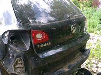 Фольксваген Тигуан крышка багажника