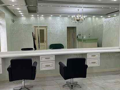 В салоне красоты сдаются новые светлые кабинеты