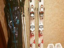 Горные лыжи ж