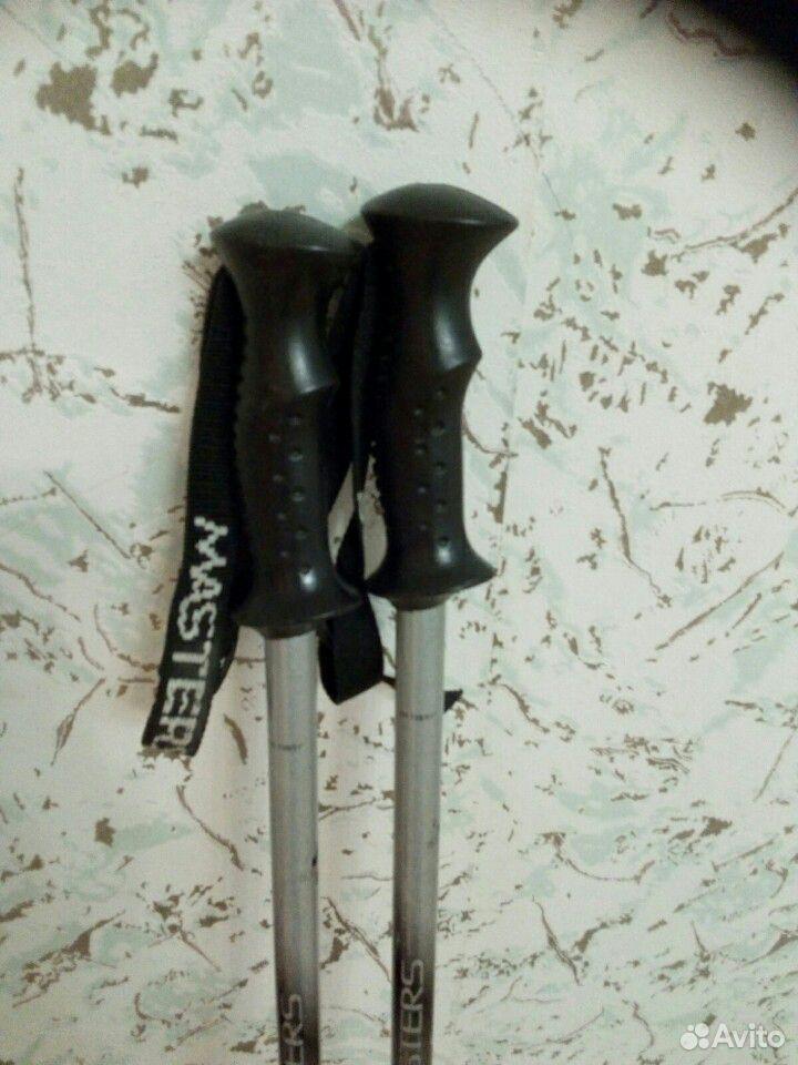 Горнолыжные палки 130 см  89535977088 купить 2