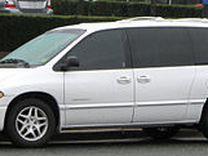 Комплект элементов кузова dodge caravan (3, 4)