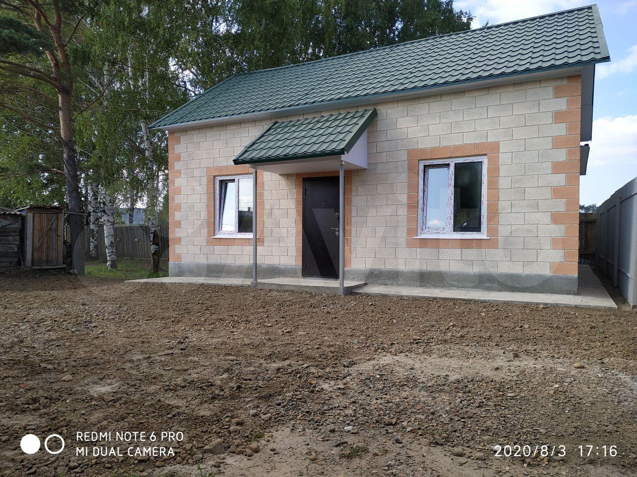 Дом 96.8 м² на участке 6 сот.  89627826259 купить 9
