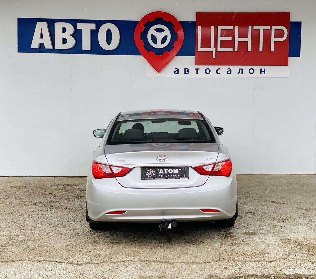Hyundai Sonata, 2011 83412576538 купить 6
