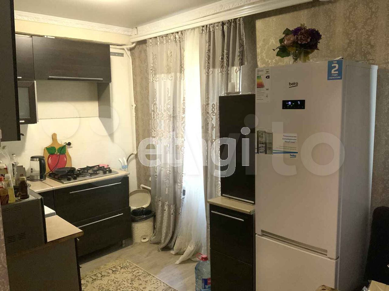 2-к квартира, 48 м², 1/5 эт.  89882912334 купить 2
