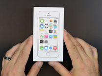 iPhone 5s, 128GB, Серебро