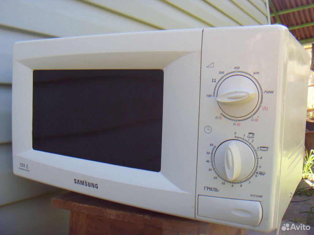 Микроволновая печь Samsung в отличном состоянии  89510718486 купить 2