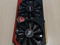 Видеокарта Radeon R9 280X gaming 3G