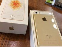 iPhone 5SE gold — Телефоны в Саратове