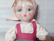 Кукла Алёнушка Московская фабрика игрушки