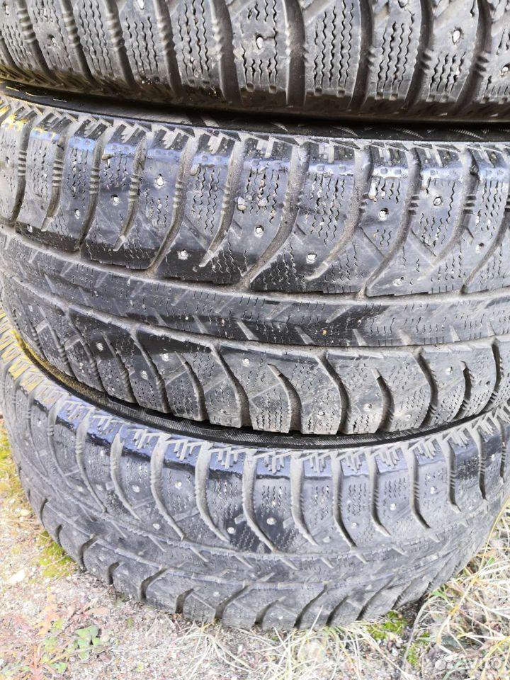 205/55/16 шины Bridgestone, комплект