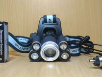 Налобный фонарь P-015-T6
