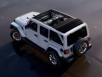 Jeep JL электрическая сдвижная мягкая крыша