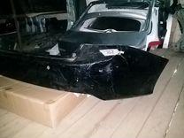 Хонда Акорд 09 бампер заднии под парктроники