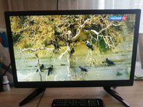 ЖК тв 22 дюйма (55 см) DVB-T2
