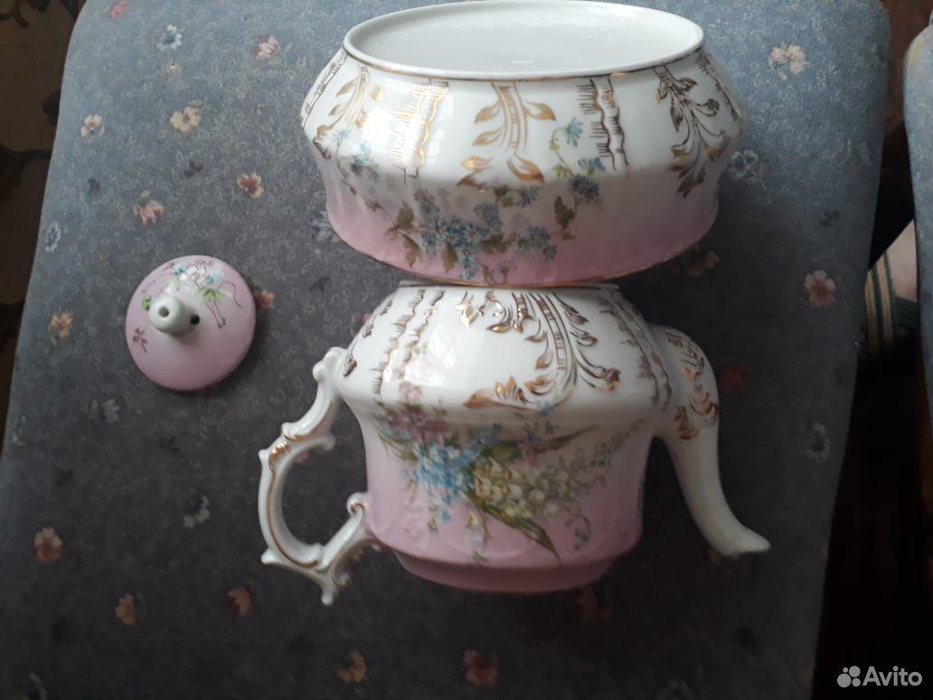 Чайная пара Кузнецова  89887871800 купить 4