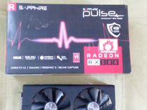 Видеокарта Sapphire RX 580 pulse 4гб, 256bit