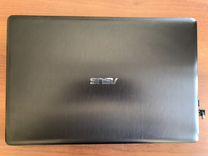 Ноутбук asus N750J (HDD+SSD) 16 GB RAM