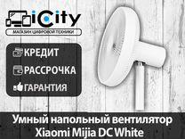 Умный напольный вентилятор Xiaomi Mijia DC White