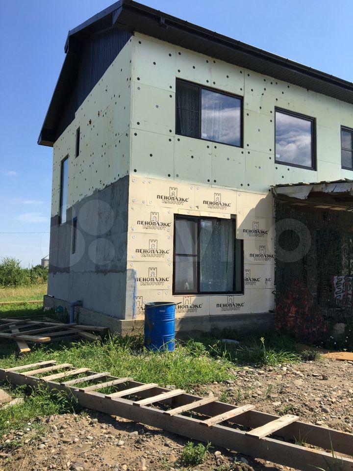 Дом 160 м² на участке 6 сот.  89654571150 купить 3
