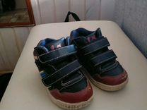 Ботиночки для мальчика, 24