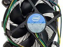 Кулер Intel для Socket1156/1155/1150 4pin новый