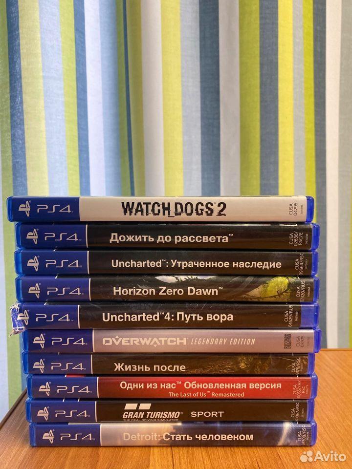 Игры от PlayStation 4
