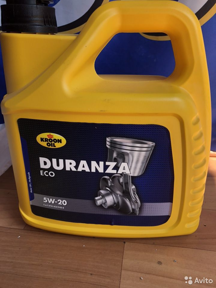 5W20 ECO масло моторное  89242127772 купить 2