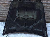 Капот BMW X5 E70 под две форсунки