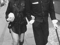 Рубашка Vivienne Westwood and Malcom McLaren 1981