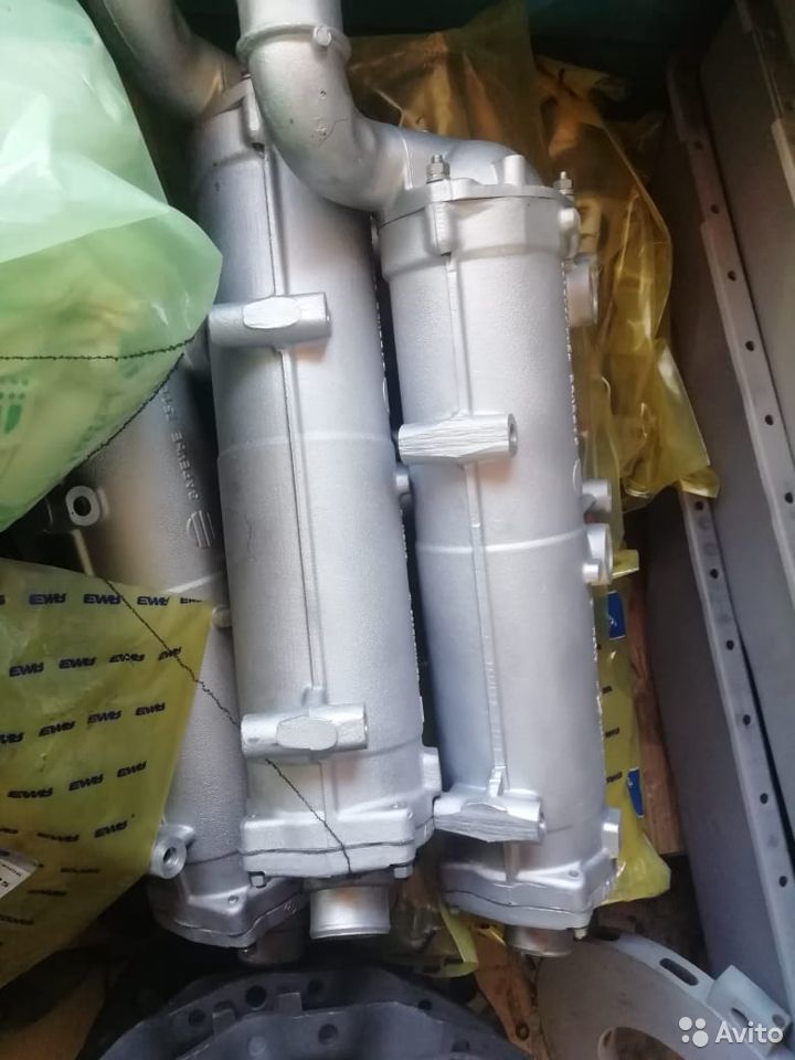 Вмр водомасляный радиатор ямз тмз