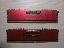 DDR4 Corsair Vengeance LPX (2*4 GB)