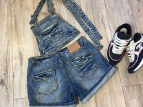 Комбинезон джинсовый Ridan's Jeans