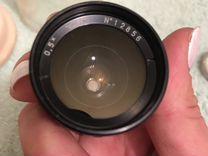 Объектив к кинокамере советской N12856 0,5