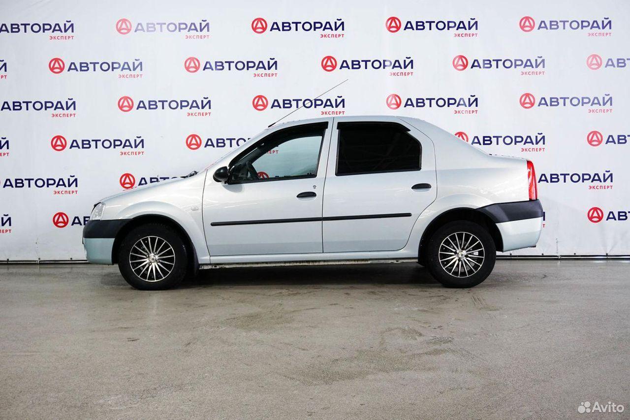 Renault Logan, 2007  88422291372 купить 2