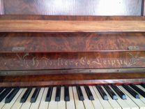 Фортепиано B. Forster Co., Leipzig