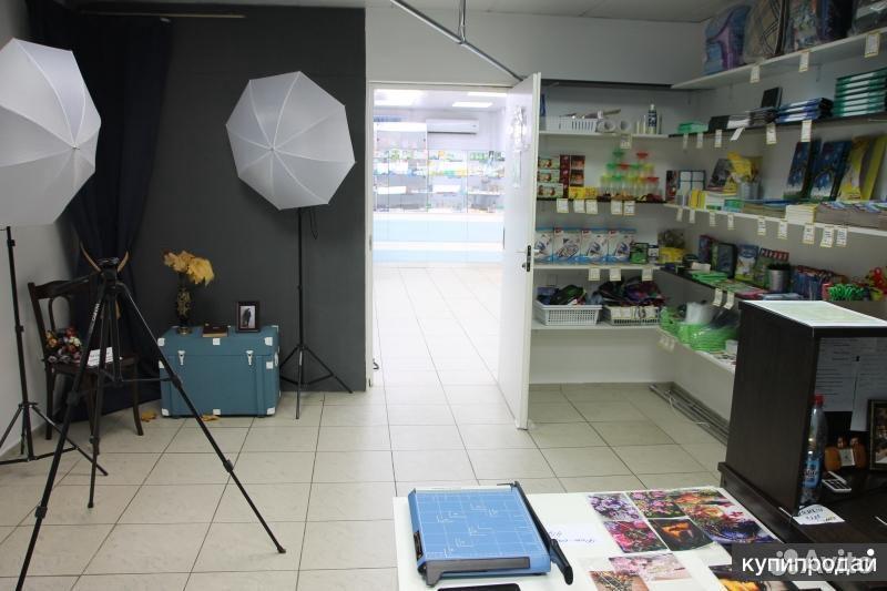 89220004530  Фотосалон + магазин канцелярских товаров