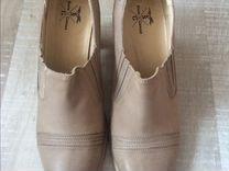 Ботинки 39 кожа натуральная. демисезонные