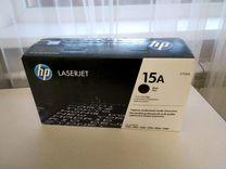 Картридж HP 15A черный (C7115A)