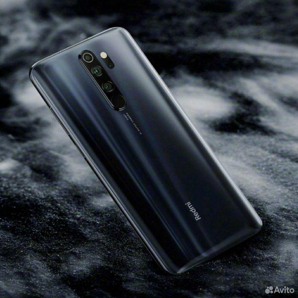 Redmi Note 8 Pro 6/64 grey новый запечатанный  89521907374 купить 1