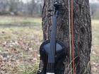 Новая скрипка в кейсе