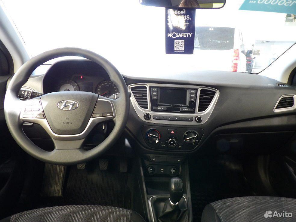 Hyundai Solaris, 2020  84725410435 купить 8