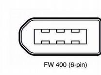 FireWire кабель 5метров 800-800 9-9pin новый ieee1 — Товары для компьютера в Санкт-Петербурге
