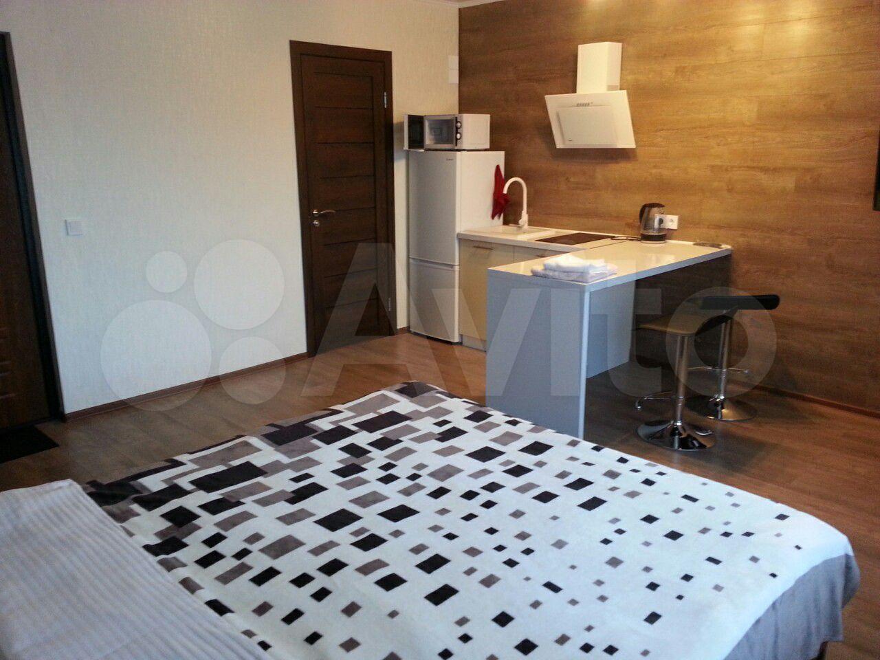 Квартира-студия, 23 м², 3/4 эт.